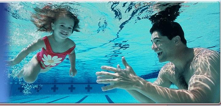 Baba úszás, úszásoktatás